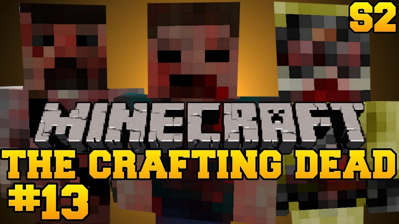 Minecraft the crafting dead let 39 s play episode 13 for The crafting dead ep 1