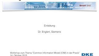 CIM-Workshop: Einleitung