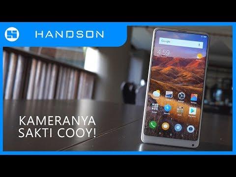 INI HAPE CAKEP PARAH! : Hands On Xiaomi Mi Mix 2s