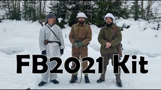 Finnish Brutality 2021 Winter War: Clothing and Equipment with Forgotten Weapons #finnishbrutality