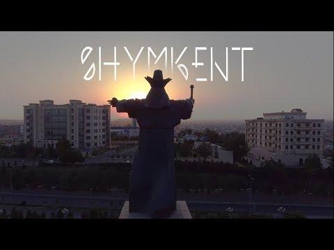 VLOG:ШЫМКЕНТ 2018 в  4К  | Shymkent In 4k | с высоты птичьего полета| достопримечательности Шымкента