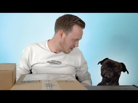 Alpha Industries & Mystery Sneaker Unboxing!