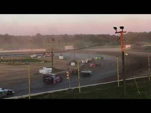 Oakshade Raceway Late Model Last Chance Races 7/13/2018