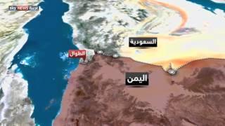 قوات هادي تسيطر على منفذ الوديعة