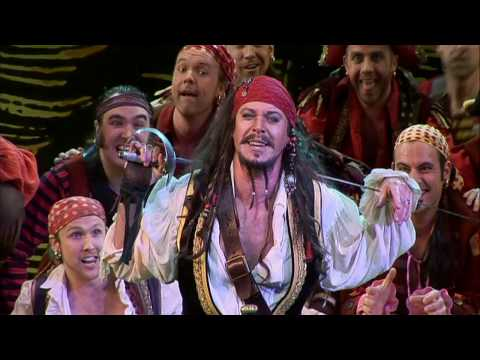 The Pirates of Penzance - I am a Pirate King - Anthony Warlow