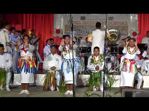 'Apifo'ou College Entertainment - Secondary Schools Brass Band Festival - Music For Peace