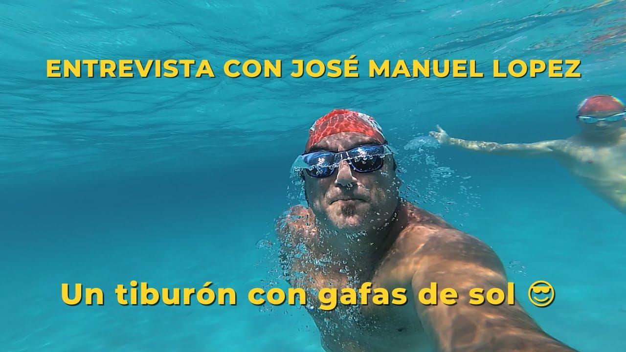 Nadamos🏊♂️ y Pedaleamos🚴♂️ con José Manuel López un Récord Guinness🏆
