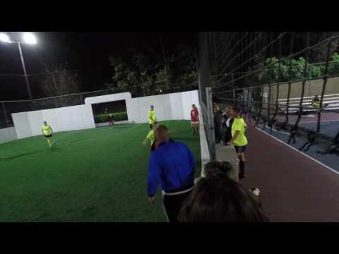 Arena Soccer Coed B Full Game 2.7K Lit V.S. Veal 03/20/2017