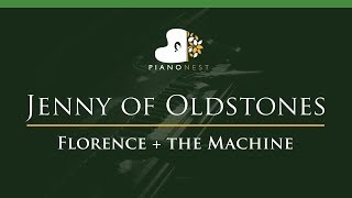 Baixar Florence + the Machine - Jenny of Oldstones - LOWER Key (Piano Karaoke / Sing Along)