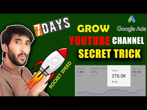 How To Grow YouTube Channel By Google Ads | Promote YouTube Videos With Google Ads