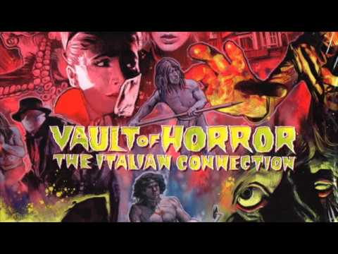 Vault Of Horror - The Italian Connection Full LP (2017 Demon Rec) '70-'80 #psych #funk #soundtracks