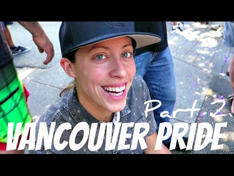 The Parties and The Prime Minister | VANCOUVER PRIDE WEEK | Part 2