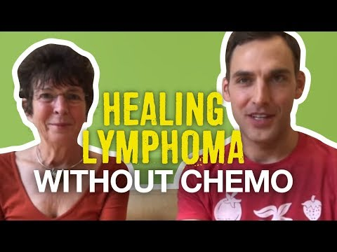 How Karen reversed lymphoma without chemo