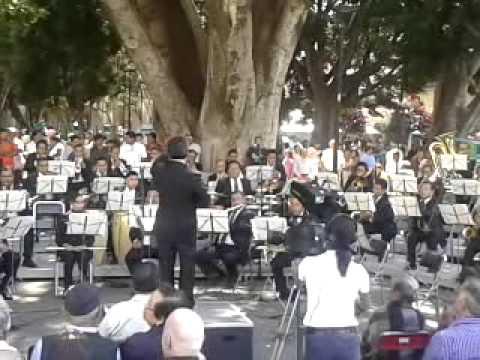 Popurri de Cumbias-Banda Del Estado de Oaxaca