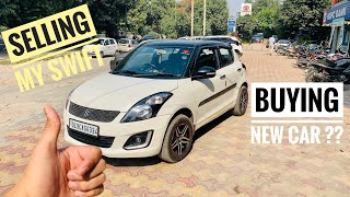 My Swift Getting Sold | Modified Musafir's Swift | Selling My Swift With Full Music System | Swift