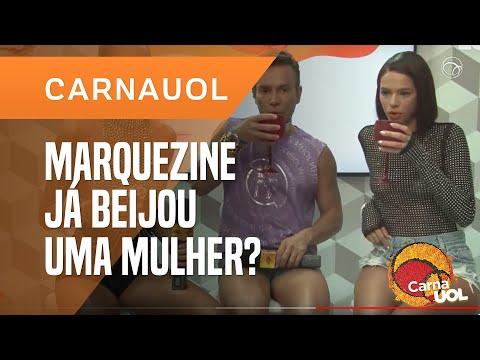 """""""EU NUNCA"""" COM BRUNA MARQUEZINE + MATHEUS MAZZAFERA + FAMOSOS"""