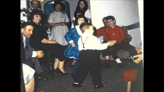 1963  Christmas Party Sam & Dan Darrigo and Families, Jim Dadamo