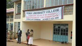 Another Rongo University student dies in a mysterious way