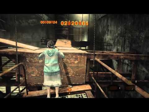 Resident Evil Revelations 2: Episode 3 Countdown Mode Solo (Barry)