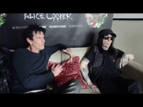 Mötley Crüe Interview