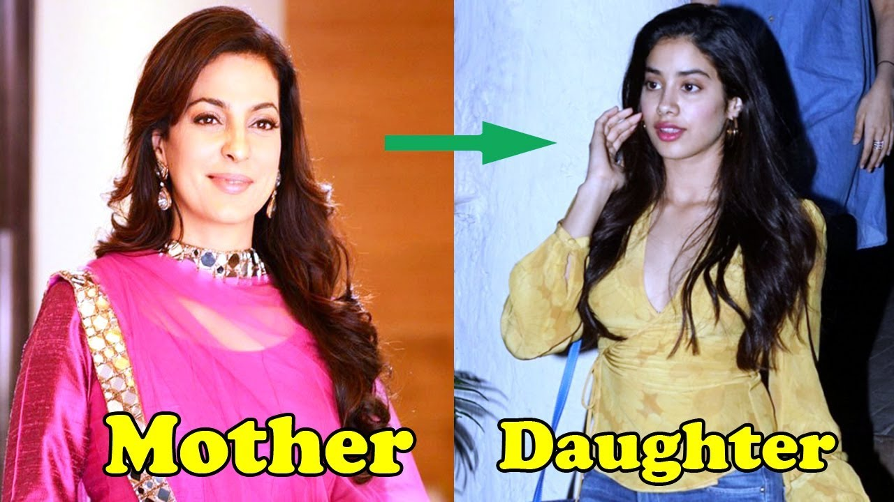 WOW!! Juhi Chawla Beautiful Daughter Jhanvi Mehta 2018