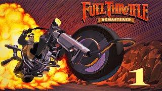 Lucas Arts - Full Throttle Remastered - E01