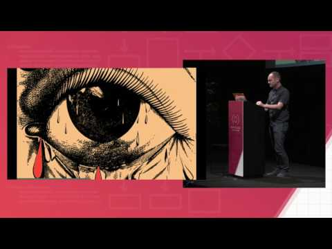 """How to make browsers compatible with the web"" - View Source Conference talk by Mike Taylor"