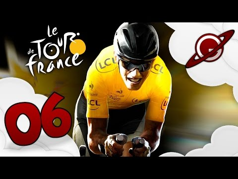 Tour de France 2015 (PS4) | Etape 6 : Abbeville - Le Havre [FR ᴴᴰ]
