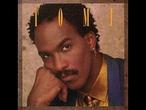Tomi Jenkins  -  Time  Lp   imported  VINYL 1989