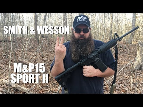 Smith & Wesson M&P15 Sport II Review