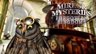 Mirror Mysteries 2: Forgotten Kingdoms walkthrough part2/Тайны зеркала. Забытые королевства часть2