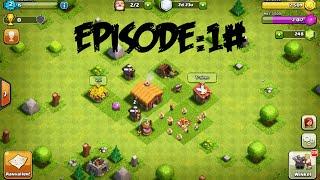 Het begin! [Clash of Clans] [Episode:1#]