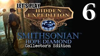 Hidden Expedition 6: Smithsonian Hope Diamond CE [06] w/YourGibs - PARTY TIME IN BELGIUM