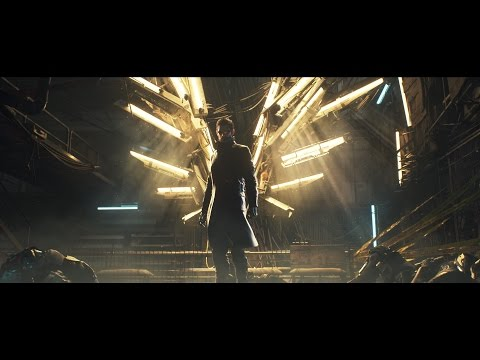 Deus Ex: Mankind Divided - Announcement Trailer