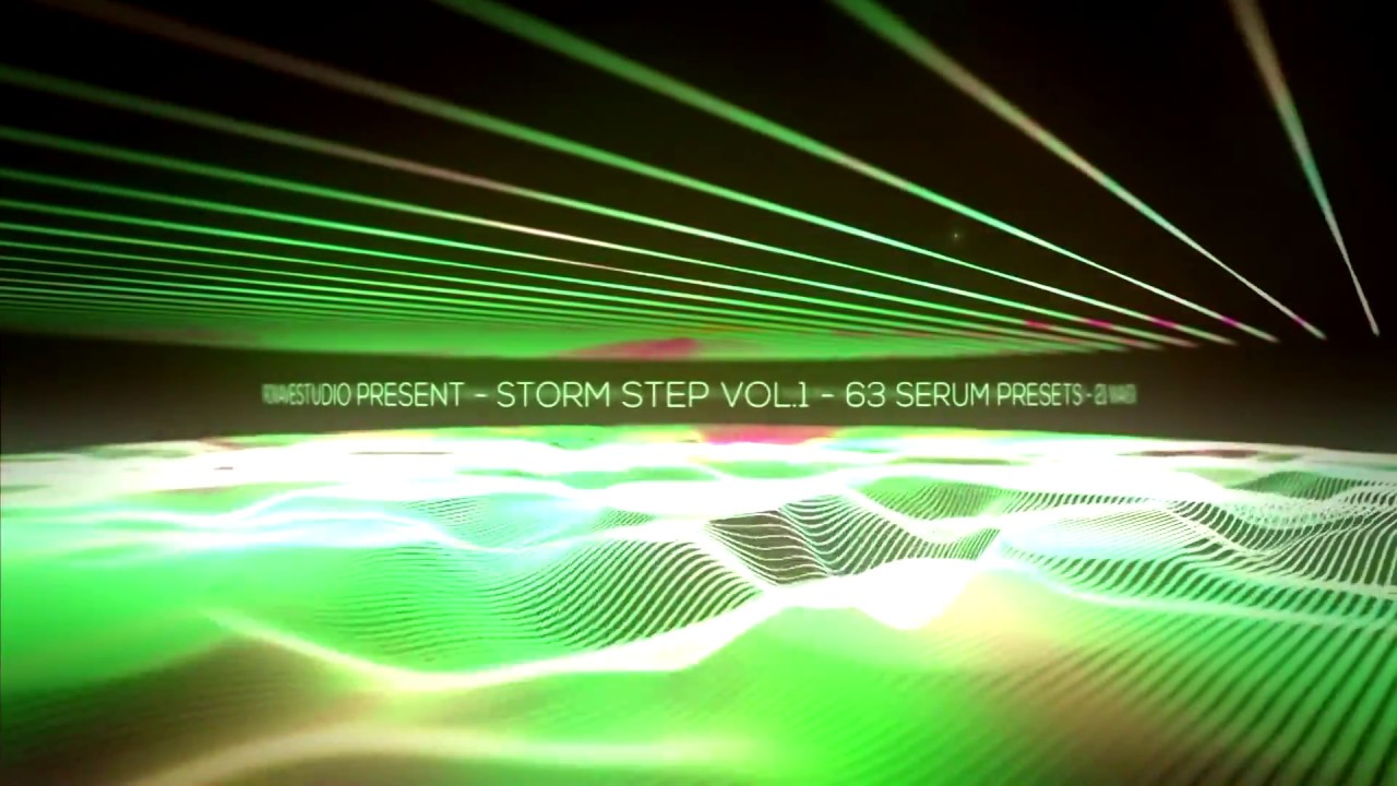 ProWave Studio Storm Step Vol 1 - Freshstuff4you