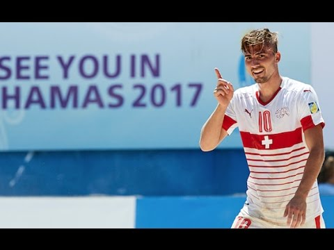 Switzerland @ Beach Soccer Worldcup Qualifier 2017