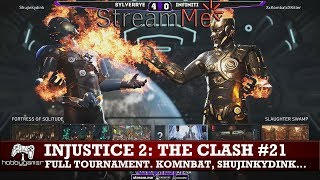 Injustice 2: The Clash #21 (Sylverrye, Kombat, Shujinkydink + more)