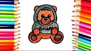 OZUNA - Dibujando Logo de Ozuna -