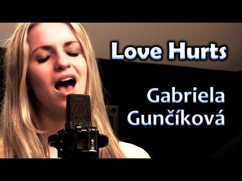 Love Hurts - Gabriela Gunčíková & Meryland - legenda dupla -  - rock love - 077