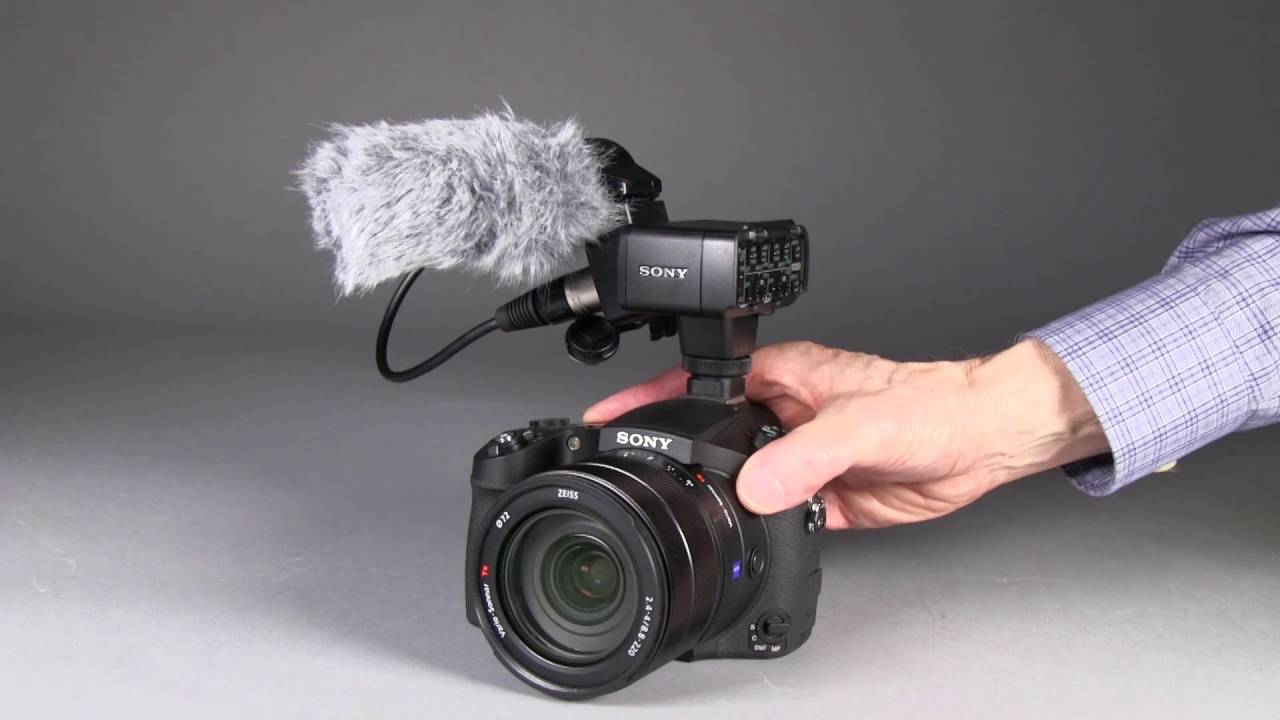 Sony RX10 III Accessories