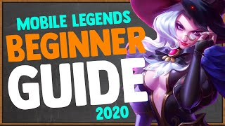 MOBILE LEGENDS: Ultimate Beginner Guide | Emblems, Items, Map, Terminology & More! | MLBB screenshot 1