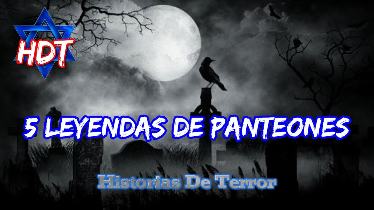 Download - 5 LEYENDAS DE PANTEONES - DÍA DE MUERTOS - 2 DE NOVIEMBRE -|Historias De Terror| HDT