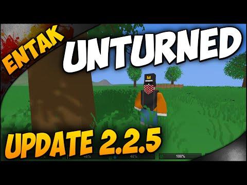 Unturned Update 2.2.5 ➤ Update 3.0 IS ON THE WAY!
