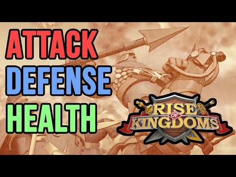 Unit Stats Free to Play Guide | Rise of Kingdoms
