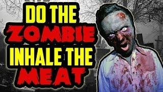 Do The Zombie Inhale The Meat | Germanizing Retro Vlogs | 08