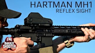 Hartman MH1 Reflex Sight Review & Testing