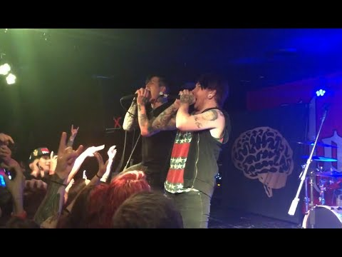 Escape the Fate  This War is Ours  Ft Justin Haskin of DESOLIST