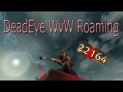 GW2 DeadEye WvW Roaming Relzor
