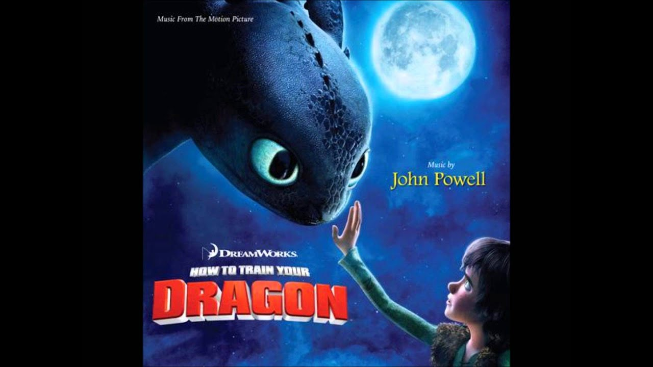 How To Train Your Dragon  Full Original Movie Soundtrack Ost  [hq]   Youtube