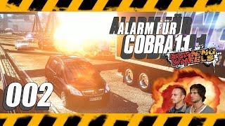COBRA 11 - BURNING WHEELS #002: Der